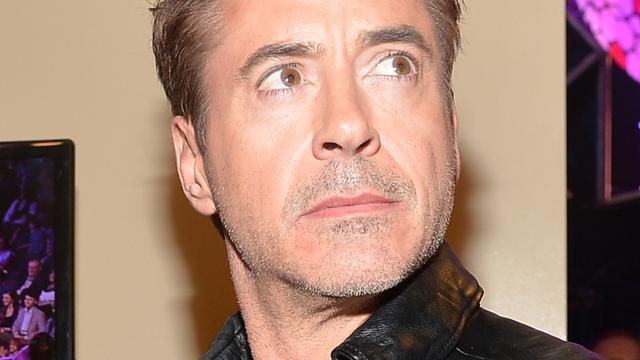 Robert Downey Jr. werkt aan politieke film