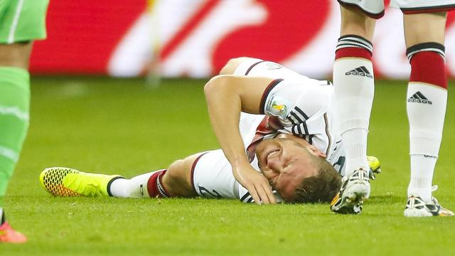 Duitsers rest van WK zonder geblesseerde Mustafi