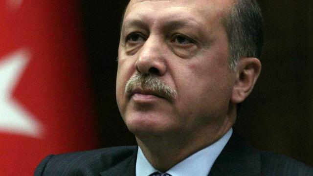 Premier Turkije vergelijkt Israël opnieuw met Hitler