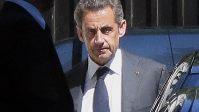 Sarkozy reageert woensdagavond op aantijgingen