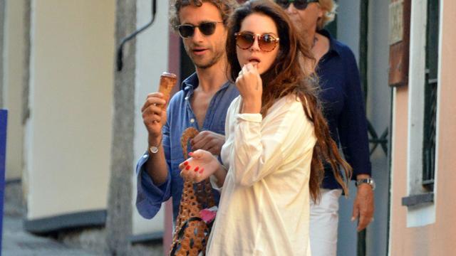 Lana del Rey op vakantie met nieuwe liefde