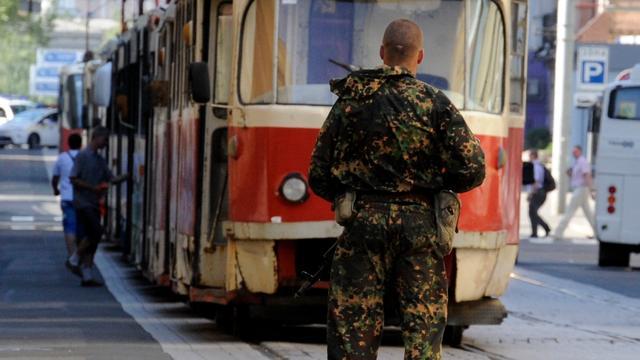 Watertekort dreigt in Donetsk