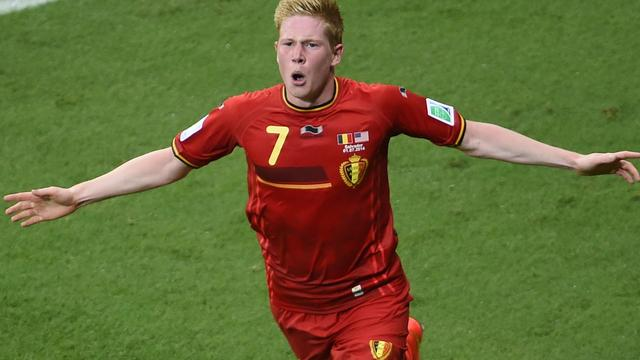 België schiet het vaakst op doel, Oranje veertiende