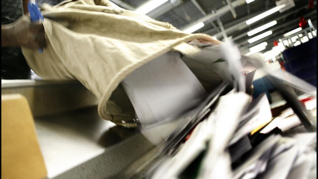 'Italiaans postbedrijf nog niet naar beurs'