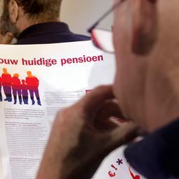Vakbond VCP: Verlaag pensioenleeftijd als corona levensverwachting verkort