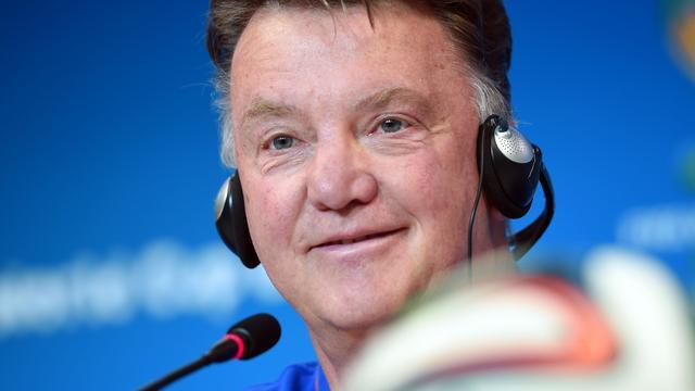 Van Gaal vindt WK mooiste toernooi in dertig jaar