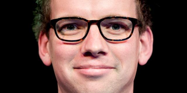 Pieter Derks verwerkt mei: 'Weinig dingen zo prettig als leiders met humor'