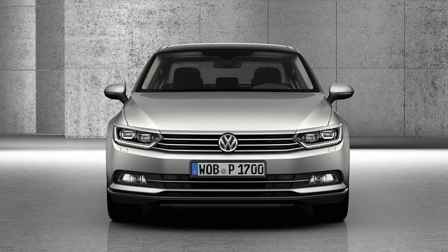 Volkswagen presenteert belangrijke nieuwe Passat