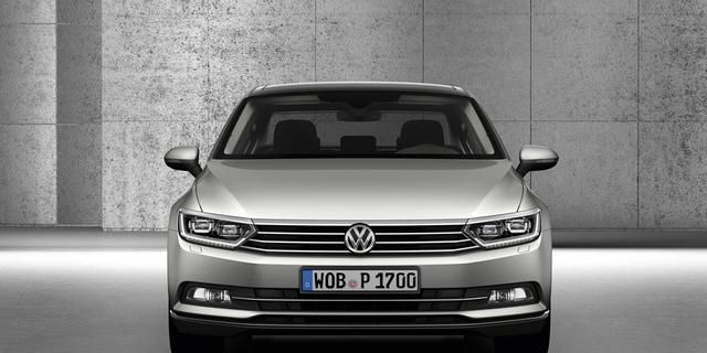 VW Passat 2.0 TDI 190 pk heeft 20 procent bijtelling