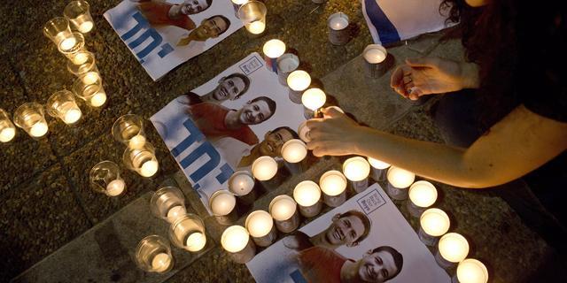 'Israëlische tieners met tien kogels omgebracht'