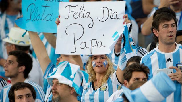 100.000 Argentijnse fans verwacht in Brasilia voor duel met België