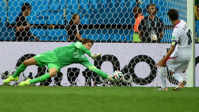 Krul noemt gewonnen penaltyserie 'jongensdroom'