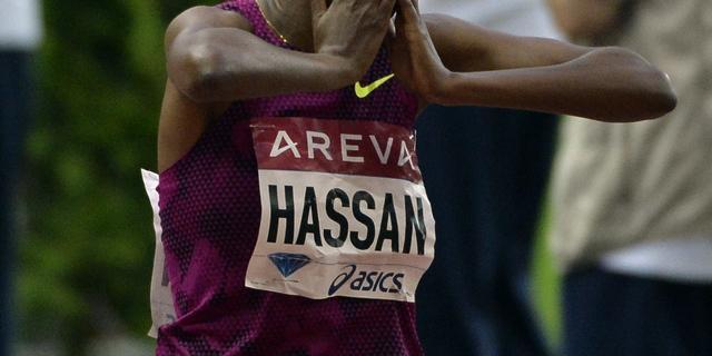 Hassan wint opnieuw in Diamond League