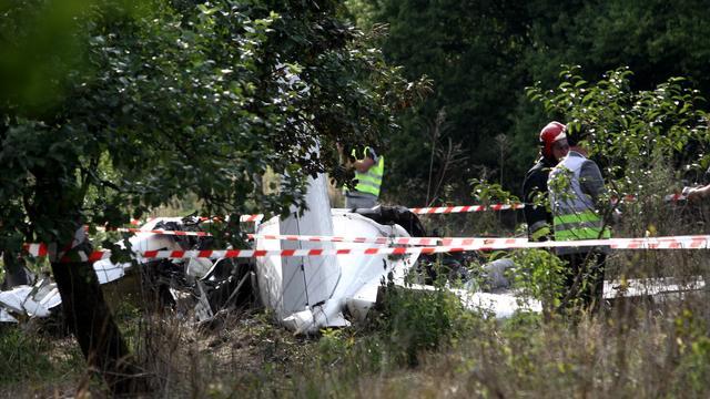 Zeker elf doden bij vliegtuigongeluk Polen