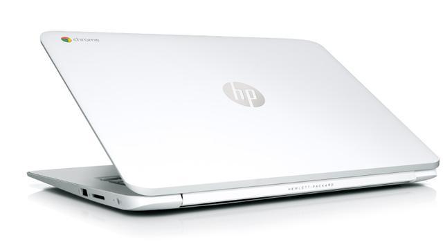 HP vernieuwt Chromebook 14