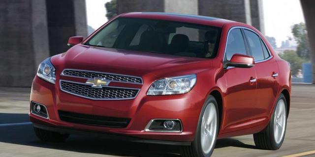 Chevrolet verkoopt meer auto's