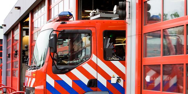 Politie zoekt getuigen van brandstichting Etta Palmstraat
