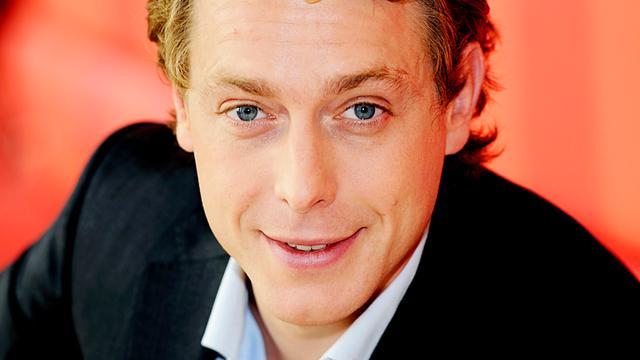 Mark van Eeuwen in Strictly Come Dancing