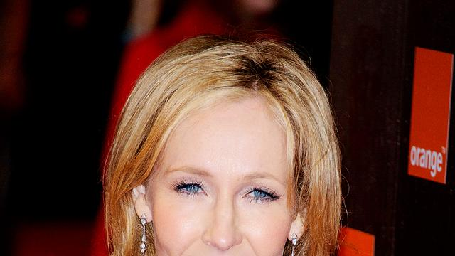J.K. Rowling in therapie na succes Harry Potter