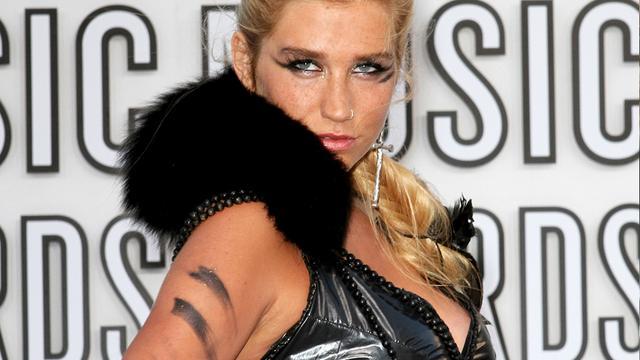Kesha baseert liedje op seks met spook