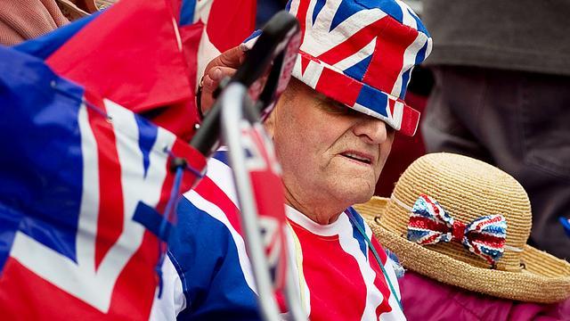 Britse economie krimpt 0,4 procent