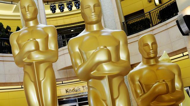 Vijftien Oscars onder de hamer