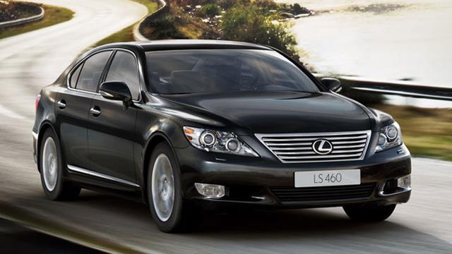 Productie Lexus teruggeschroefd door conflict China