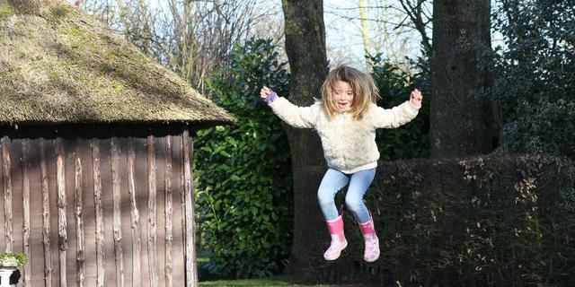 Onderzoek: 15 procent van de Nederlandse kinderen speelt nooit buiten