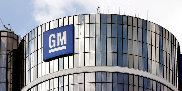 Winst General Motors flink omlaag
