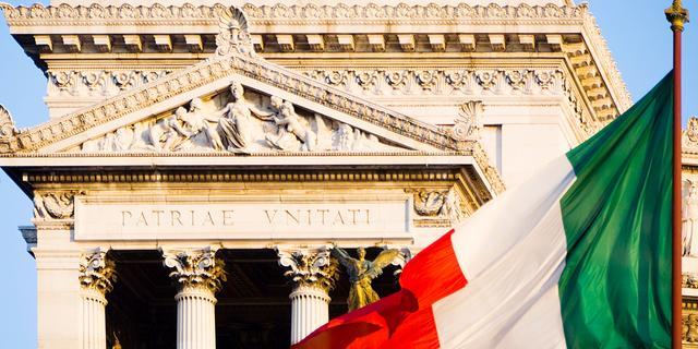 'Italië wordt zwakste broeder in eurozone'