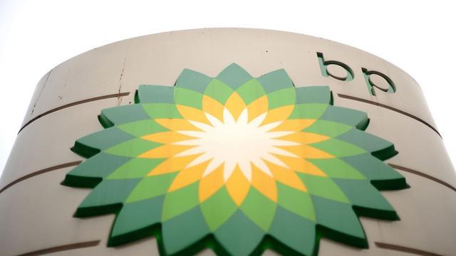 Scherpe daling winst BP