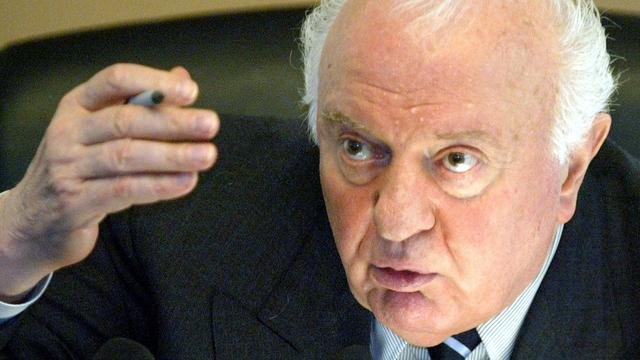 Oud-president Georgië overleden