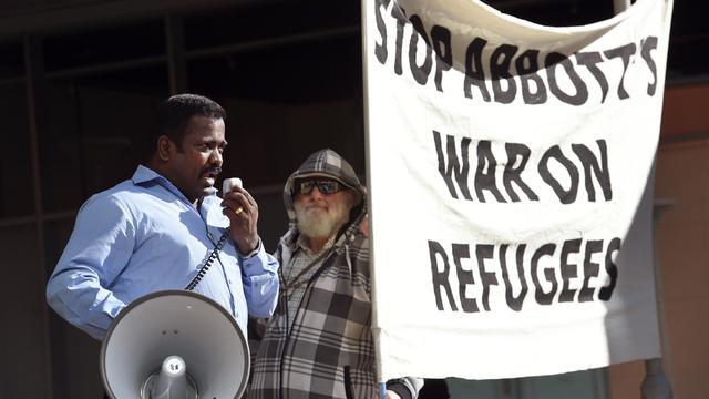 'Australië verdoezelt psychische stoornissen van asielzoekers'
