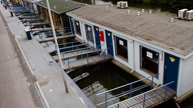Geen prostitutieboten meer aan Utrechtse Zandpad