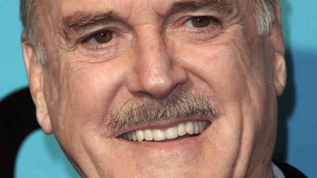 Komiek John Cleese naar Nederland