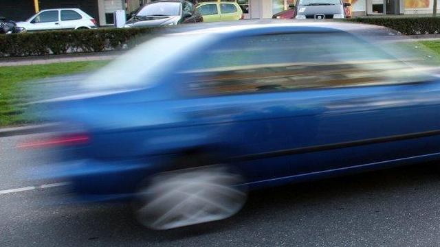 Automobilist rijdt 116 km per uur te hard