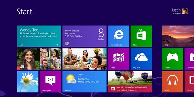 Microsoft is klaar met ontwikkeling Windows 8