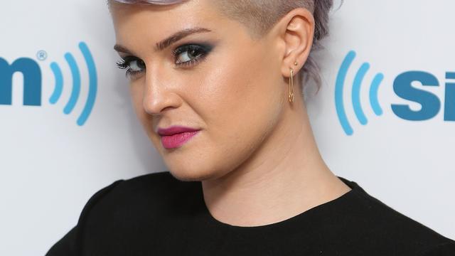 Kelly Osbourne boos om 'zwangerschap'