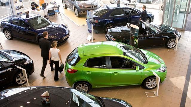 Auto's goedkoper dan vroeger