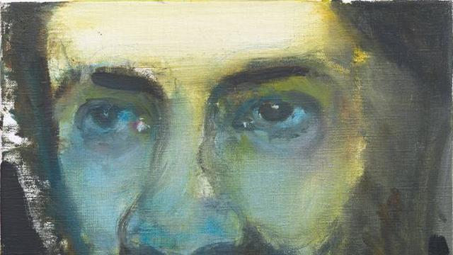 Portret Bin Laden in Amsterdams Stedelijk Museum