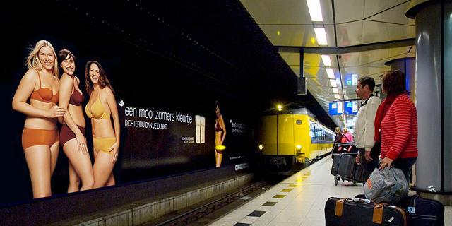 Minder treinen tussen Utrecht en Schiphol wegens wisselstoring