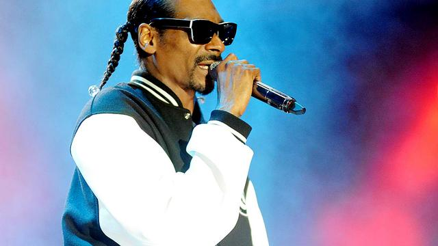 Snoop Dogg in augustus naar Nederland
