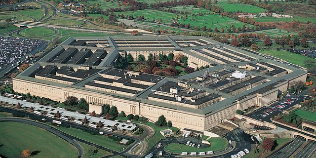 Emailnetwerk Pentagon deels offline