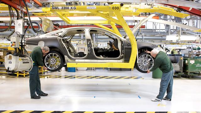 Tata wil Saudische productie