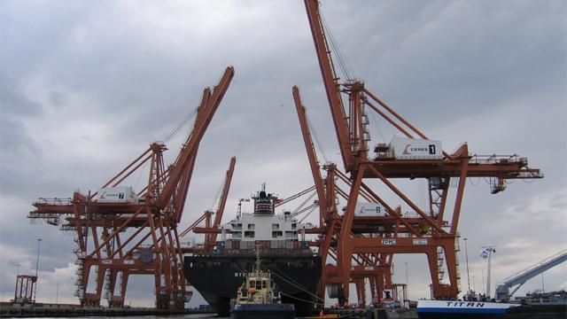 'Amsterdam Container Terminal wordt gesloten'