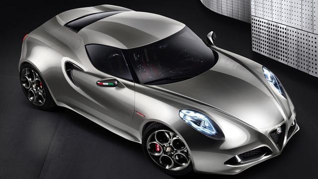 'Alfa Romeo later naar VS'