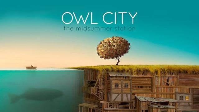 Owl City – Midsummer Station