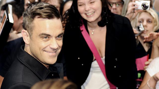 'Robbie Williams vraagt Victoria Beckham om advies'