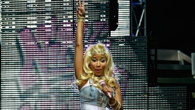 Nicki Minaj lijkt Mitt Romney te steunen op nieuw nummer