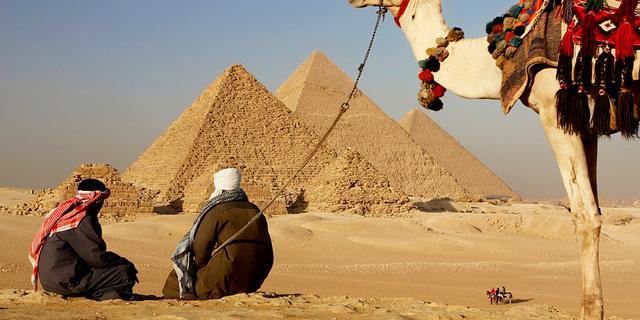 Amerikaanse toeristen vrijgelaten in Egypte